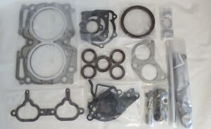 Genuine Subaru Engine Gasket Kit 98 Impreza Rs 97 99 Legacy 98 Forester Ej25d