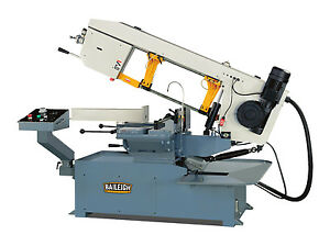 Baileigh Bs 20m dm Dual Mitering Bandsaw Free Shipping