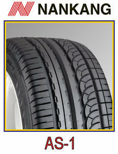 1 New Nankang As1 Tire 225 40 18 225 40r18 2254018 92h