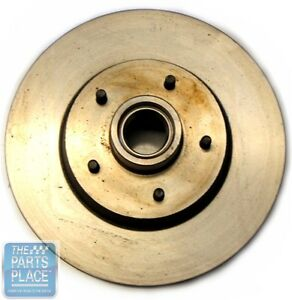 1969 70 Chevrolet Impala Factory Front Disc Brake Rotor