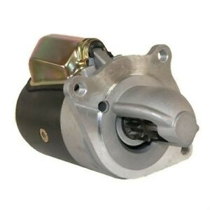 Starter Ford New Holland Gas Tractor 2000 3000 4000 5000 64 75 3cyl Sa 640