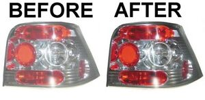 Plastic Taillight Lens Cleaner Restorer Repair Polish And Scratch Remover