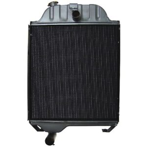 Radiator For John Deere Tractor 2510 2520 Ar38551 With 4219df 4276d Engines
