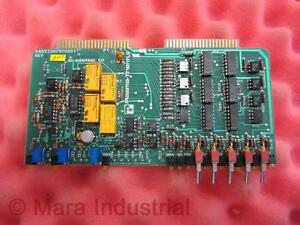 Plasma therm 3307970501 Rf Control Board Rev D 3307969401