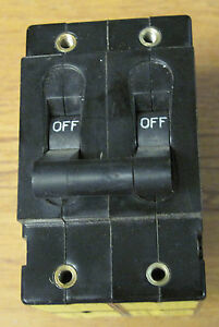 Airpax Upl51 5198 1 Circuit Breaker 50 Amp