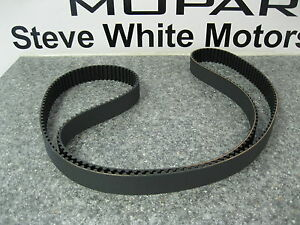05 07 Jeep Liberty Timing Belt With 2 8l Turbo Diesel Engines Mopar Oem Quality