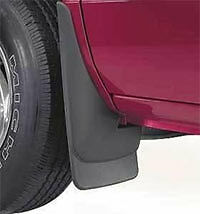 Toyota Tacoma Husky Liners Molded Mud Guards Flaps 05 15 Set Of 4 Front