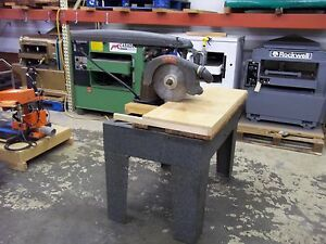 Dewalt Radial Arm Saw Model R2 703
