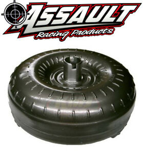 2000 2200 Stall Torque Converter Turbo 400 Th 400 Trans Buick Chevy Olds Pontiac