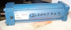 New Rexroth P 113453 0140 Hydraulic Cylinder 5 Bore 14 Stroke 1 2 Npt Clevis