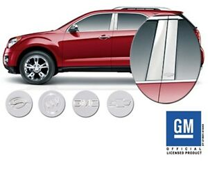 2008 2012 Chevrolet Malibu Gm Officially Licensed Pillar Post Trim Moulding New