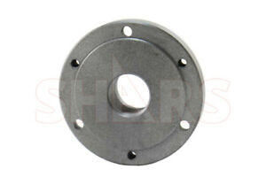 5 Fully Machined Threaded Back Plate 1 1 2 8 For 3 Or 4 Jaw Self Center Chuck