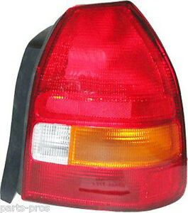 New Replacement Taillight Assembly Rh For 1996 98 Honda Civic Hatchback
