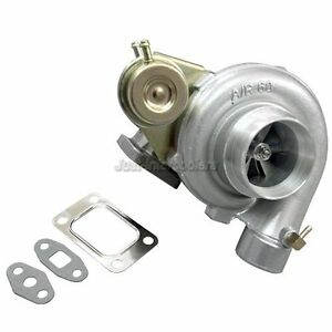 T3 Internal Wastegate V Band Turbo Charger 0 48 Ar Exhaust 0 60 A R Compressor