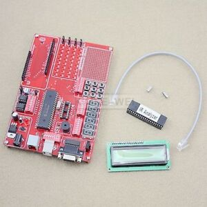 Pic Microcontroller Development Board Icd2 Programming