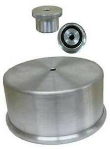 Aluminum Carburator Carb Cover Hat 5 16 Nut Combo Holley