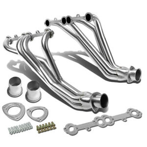 For 84 91 Gmt C k Small Block Sbc 302 327 350 V8 Stainless Exhaust Header gasket