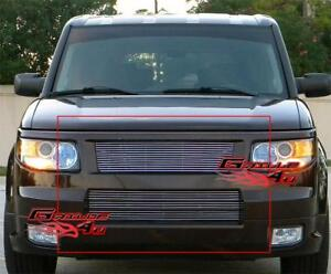 Fits 2007 2008 Honda Element Sc Billet Grille Combo