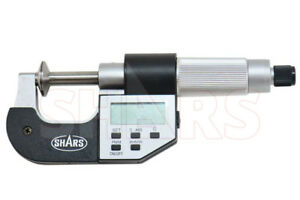 0 1 Electronic Disc Micrometer New