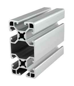 8020 T slot Ultra Lite Smooth Aluminum Extrusion 15 Series 1530 uls X 96 5 N