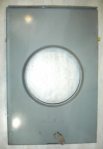 Milbank Electrical Meter Socket Cover 11 1 2 X 17 3 16 Ships Today