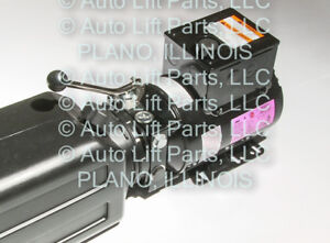 Spx Fenner Hydraulic Pump For Auto Lifts 230v 1 Phase Free Ups Ground Shipping