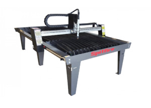 4 x8 Cnc Plasma Cutting Machine