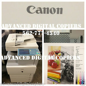 Canon Imagerunner Irc3080 Irc3080 Printer Copier