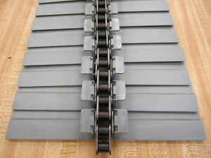 Part Fg004143 Chain Flex Track Habasit Pom Conveyor