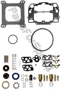 Edelbrock Performer Carburetor Rebuild Kit 1405 1406 600 650 750 Carter Afb 1477