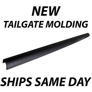 New Tailgate Top Protector Molding Cover For 1999 2007 Ford F250 F350 Super Duty