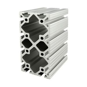 80 20 Inc T Slot 3 X 6 Aluminum Extrusion 15 Series 3060 X 60 5 N
