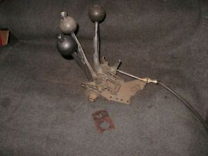 Nos Hurst Lightning Rod Shifter Parts Frame Detent Plate