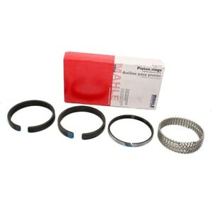 Mahle 50564cp Std Chevy 302 327 350 383 Cast Piston Rings 4 000 Standard Bore