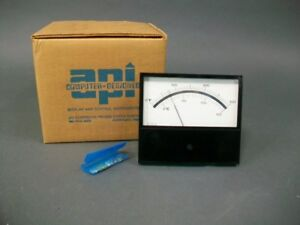 Api Shielded Temperature Meter N5 6004 0000 7045 0 300f 0 150c new Old Stock