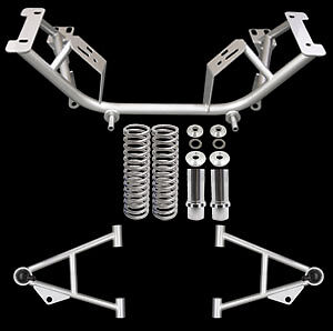 Upr 2005 79k mod 100 Ford 79 93 Mustang Tubular Chrome Moly K Member Kit