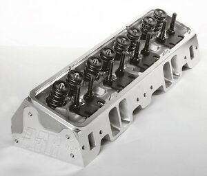 Afr Sbc 220cc Aluminum Cylinder Heads Cnc Ported Small Block Chevy 75cc New 1066