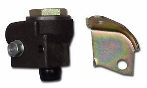 67 69 Gm A X F Body Brake Proportioning Valve With Mounting Bracket