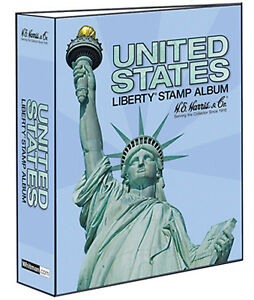 He Harris United States Liberty Stamp 3 2 Post Traditional Binder Only Hebdlib