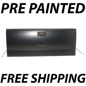 New Painted To Match Complete Tailgate Assembly For 2004 2008 Ford F150 Truck