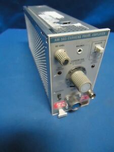 Tektronix Am503 Current Probe Amplifier