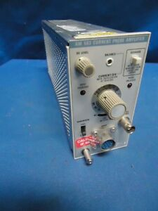Tektronix Am503 Current Probe Amplifier W modified Pull Tab