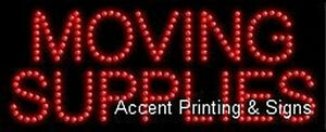 Moving Supplies High Impact Eye catching Led Sign