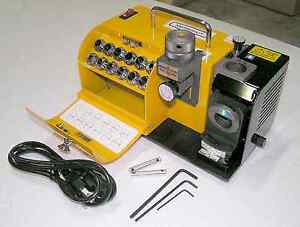 Microcut Professional Drill Sharpener grinder Capacity 5 64 To 1 2