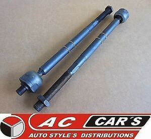 2 Inner Tie Rod Ends Ford Escape Mazda Tribute Mercury Mariner High Quality