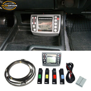 Fits Honda Models Tire Pressure Monitoring System With 4 Sensor Monitor