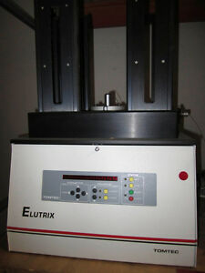 Tomtec Elutrix Spe System With Harvex Unit