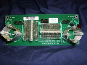 Thermo Finnigan Low Pass Filter 760khz Used 97000 61380