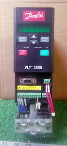 1 Used Danfoss 195n1037 Vlt2800 Drive Inverter make Offer