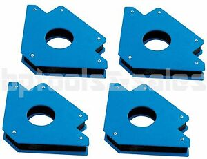 4 Pack 5 75lb Strength Strong Welding Magnetic Arrow Holder Magnets Magnet